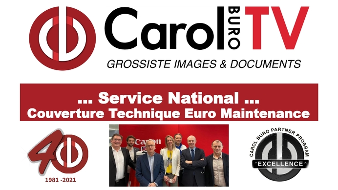 Euro Maintenance couverture nationale canon cout page ALL INLCUSIVE